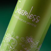 Seamless Print Solutions – with 360 degree  circumference printing