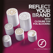 Reflect Your Brand with Closure Top Foil Blocking