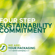 Four Step Sustainability Commitment