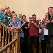Spectra proudly help local care homes under threat from COVID-19