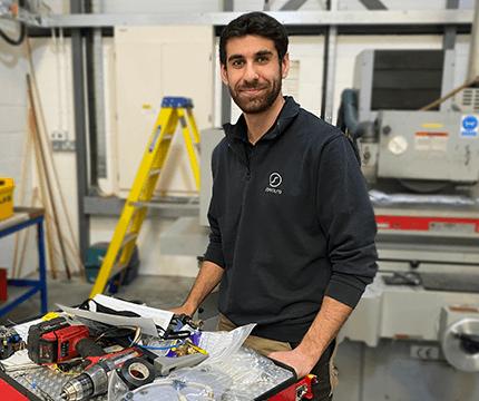 Spectra staff share their apprenticeship success stories
