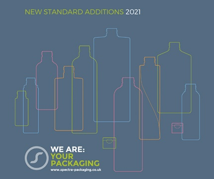 New Standard Additions 2021